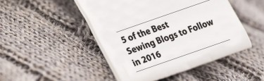 5 of the best sewing and craft blogs to follow in 2016
