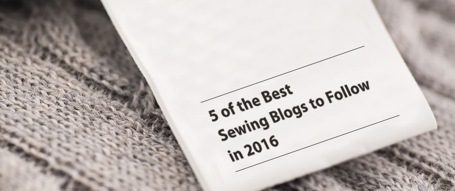 5 of the best sewing blogs to follow in 2016