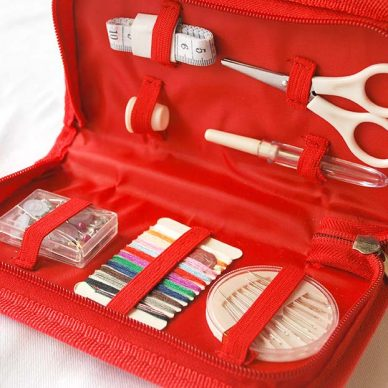 Craft Storage and Sewing Travel Kit