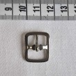 ST304 Buckle 13mm - Nickel Plated