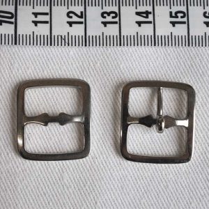 ST304 Buckle 16mm - Nickel Plated