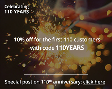widget for 110th birthday coupon