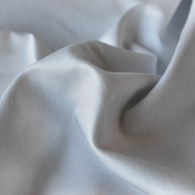 Cotton Pocketing Silesia - White