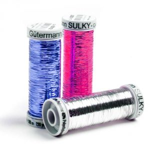 Gutermann Sulky Embroidery Thread