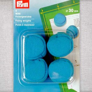 Prym Fixing and Sewing Weights in Blue by William Gee
