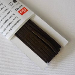 Prym Imitation Leather - Brown