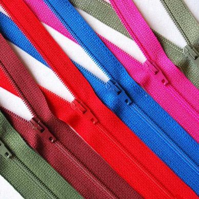 Opti 2120 Nylon No.3 Zips