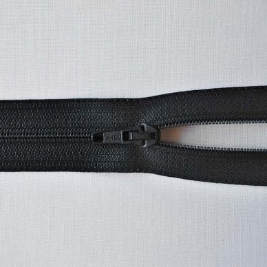 Opti 5200 No 4-5 Weight Zip in Black - Open Ended