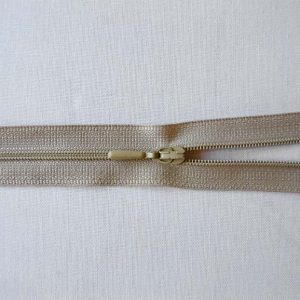 Opti Nylon No.3 Zips - 222 Open Ended - beige
