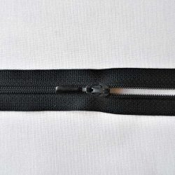 Opti Nylon No.3 Zips - 222 Open Ended - black