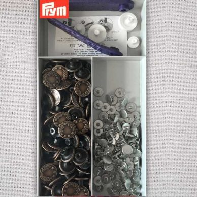 Prym Jeans Buttons Multipac 622190 17mm 100 pieces