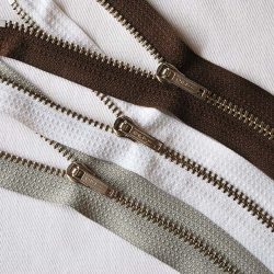 Opti Curved Trouser No.3 Zips - 3192 Closed Ended