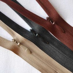Opti Invisible No.3 Zips – 4300 Closed Ended - colour 9700, 3945 and 8418