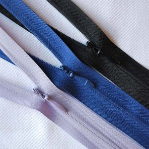 Opti Invisible No.3 Zips – 4300 Closed Ended - colour 9700, 4156 and 7922