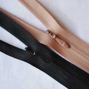 Opti Invisible No.3 Zips – 4300 Closed Ended - colour 9700 and 8454