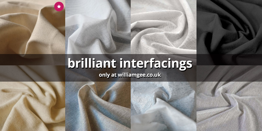Buy Interfacings Online at Willliam Gee