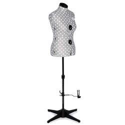 8-Part Dress Form - Medium - Side 2
