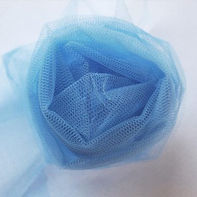 Nylon Dress Net - Laguna