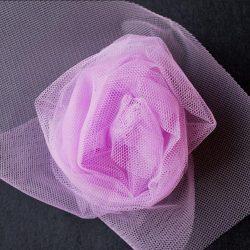 Nylon Dress Net - Lavender