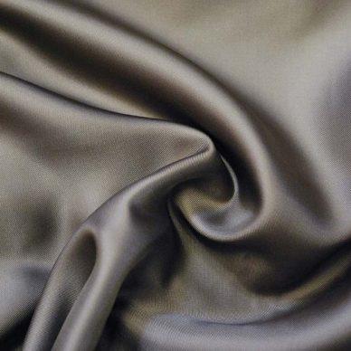 Viscose Twill in Dark Fawn Colour