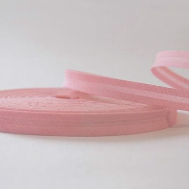 Bias-Binding-Cotton-Baby Pink - William Gee UK