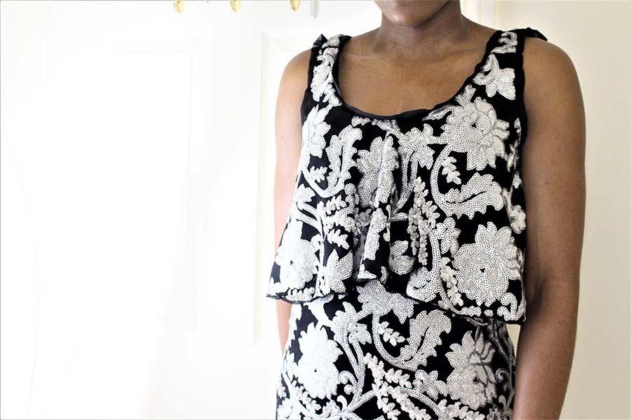 Overlay Dress 1