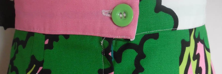 Sewing Bee Part 4 - Fastenings