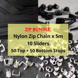 Nylon Zip Bundle - William Gee