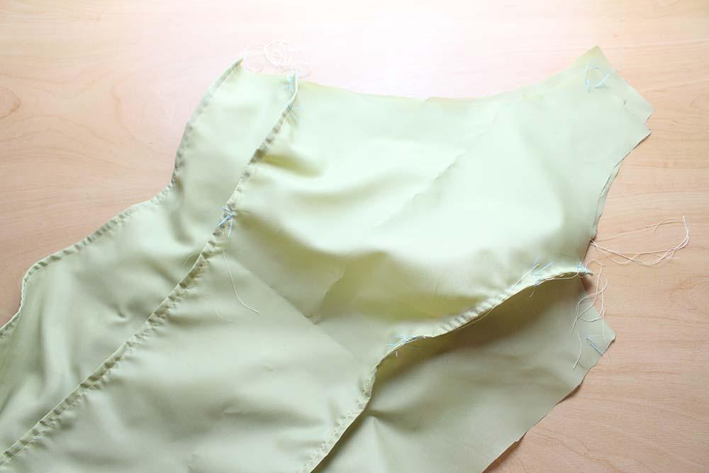 One Shoulder Dress 5
