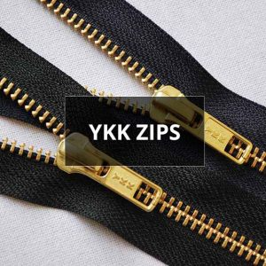 YKK Zips