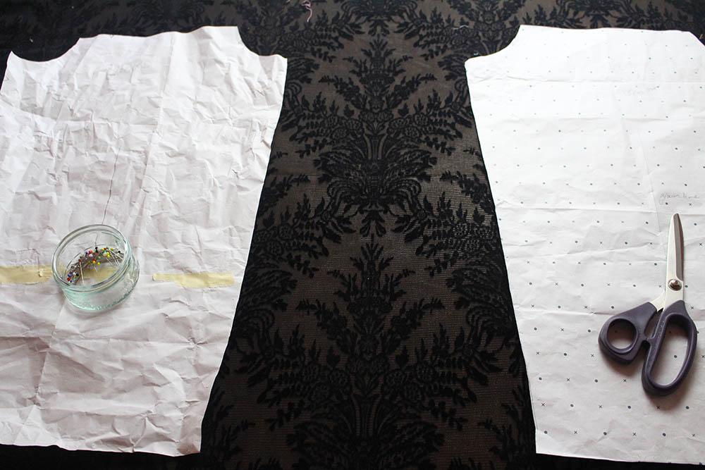 Cold Shoulder Dress 2