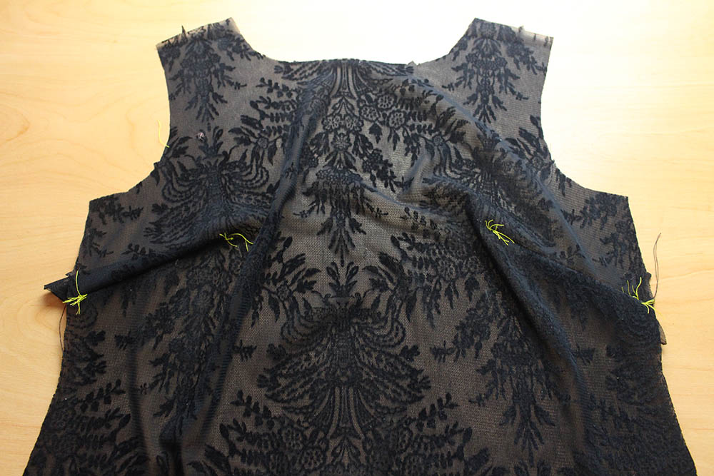 Cold Shoulder Dress 4