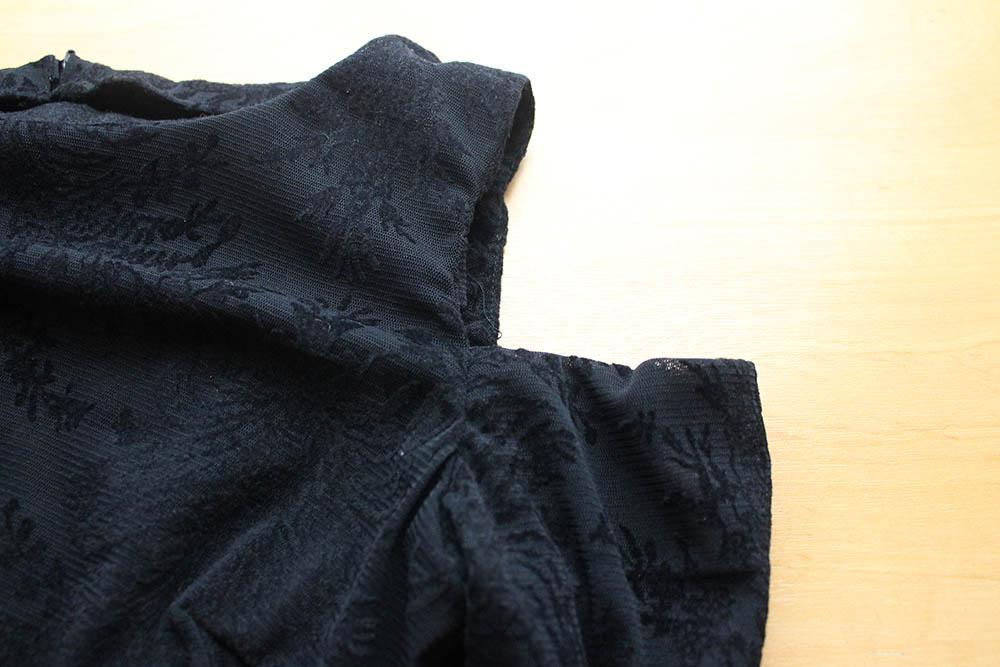 Cold Shoulder Dress 8
