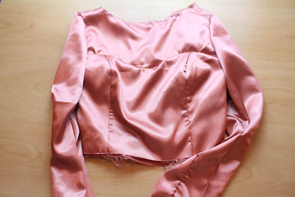 Long Sleeve Dress 10