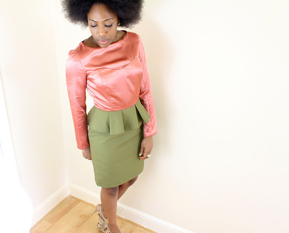 Long Sleeve Dress 14