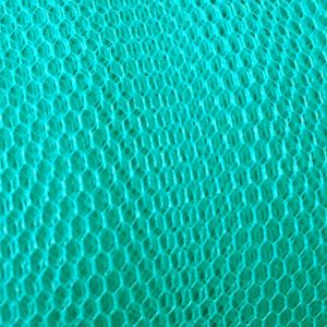 Nylon Dress Netting -Fluorescent Turqouise - William Gee