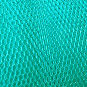 Nylon Dress Netting -Fluorescent Turqouise - William Gee