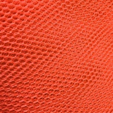 Nylon Dress Netting - Hibiscus - William Gee
