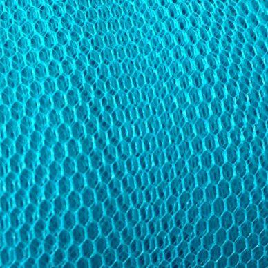 Nylon Dress Netting - Peacock - William Gee