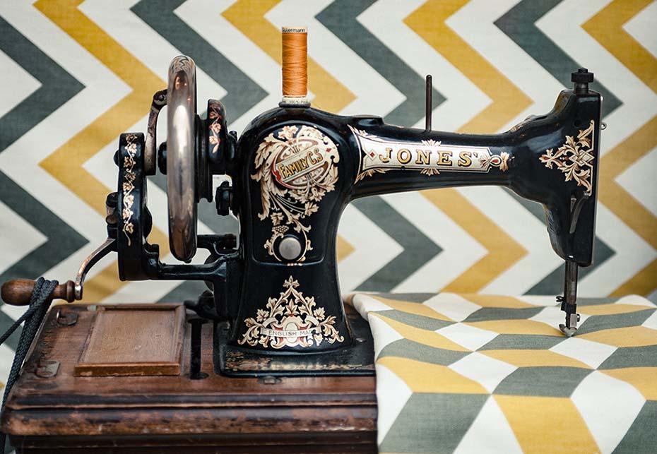 Sewing Machines - William Gee