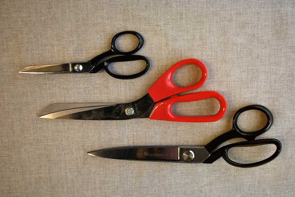 Tailor's Shears at William Gee