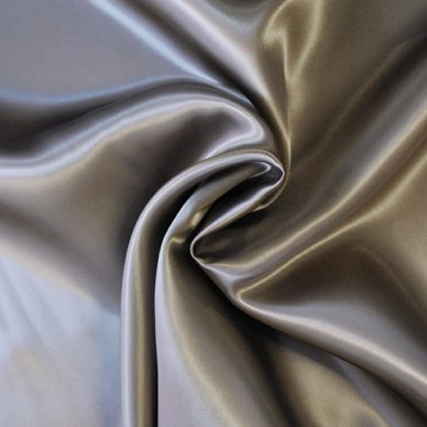 Viscose Satin - Beige - William Gee