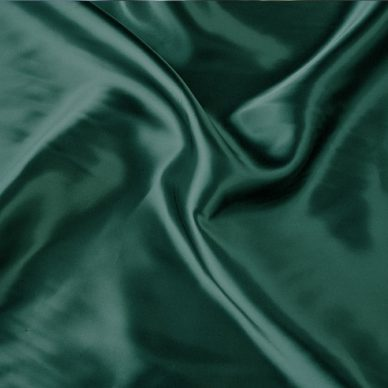 Viscose Satin - Emerald Green - William Gee