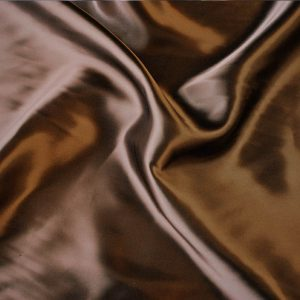 Viscose Satin - Light Brown - William Gee