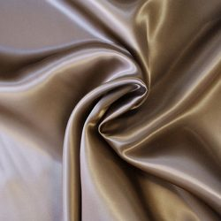 Viscose Satin Lining - Beige - William Gee UK