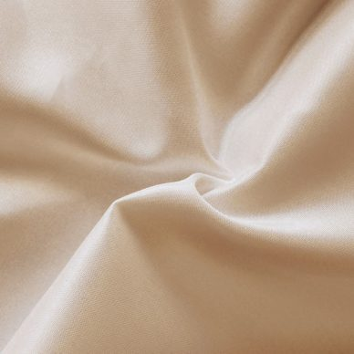 Nylon Taffeta Lining in Beige - William Gee