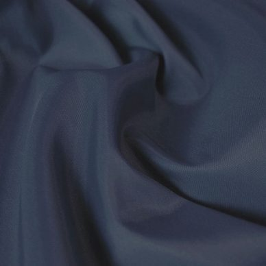 Nylon Taffeta Lining in Dark Blue - William Gee