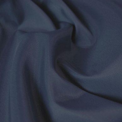 Nylon Taffeta Lining in Dark Blue - William Gee