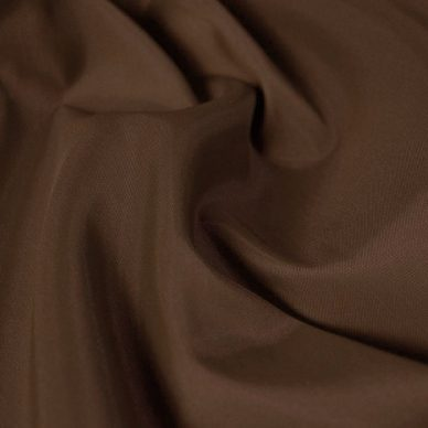 Nylon Taffeta Lining in Light Brown - William Gee