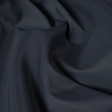 Nylon Taffeta Lining in Navy - William Gee